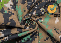 Multicam Military Grade Cargo Pants / Camouflage Woodland Tactical Pants For Hunting