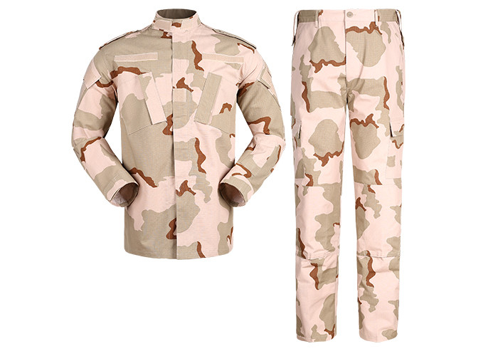 3 Color Desert Combat Turkish Kenya Olive Green Dress Surplus Kuwait Camouflage Military Uniform