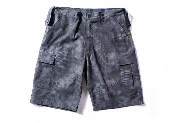 Outdoor Camouflage Camo Cargo Shorts Wearfirst Military Style For Summer
